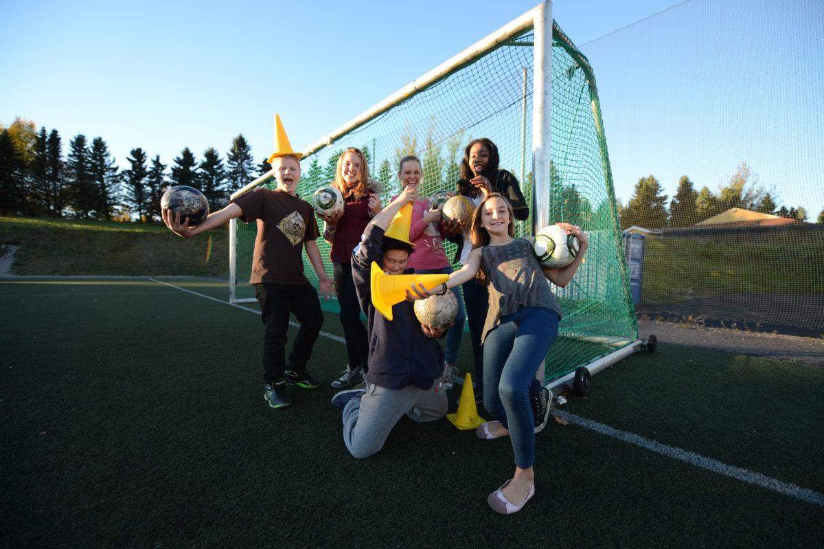 16. oktober 2013: Fotballen trenger nye ideer